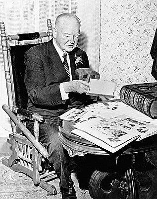 Herbert Hoover In Oregon