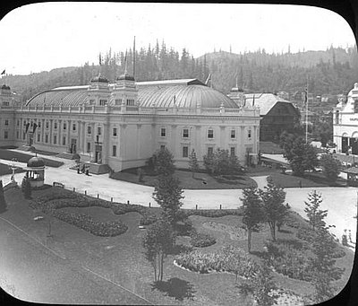 Festival Hall,Lewis /& Clark Exposition-Portland,Oregon 1906
