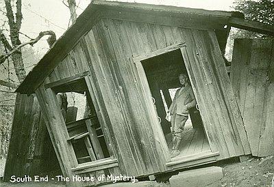 Oregon Vortex House Mystery
