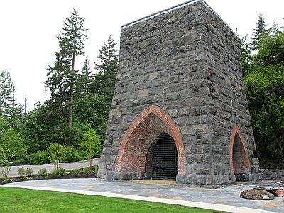 Oswego Iron Furnace - Oregon encyclopedia
