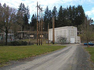 Walterville Canal Amp Powerhouse