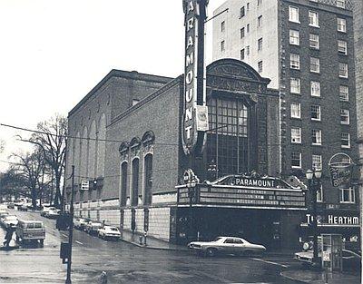 Portland Paramount TheatreArlene Schnitzer Concert Hall - Schnitzer theater portland