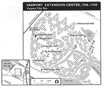 Vanport Extension Center