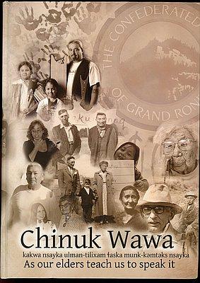 Chinook Jargon Chinuk Wawa