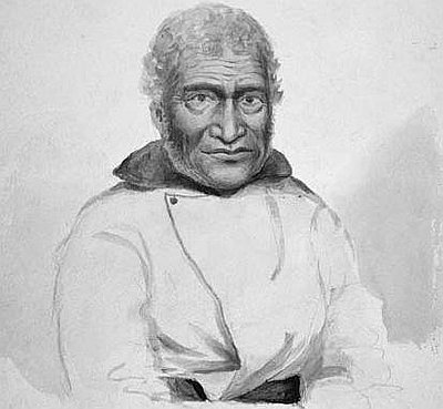 "Naukane, also known as John Coxe and ""Old Cox,"" was a Pacific Islander living in Fort Vancouver in the 1840s."