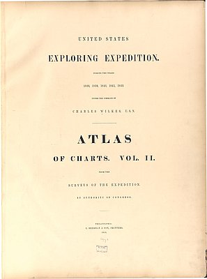 1838 expedition