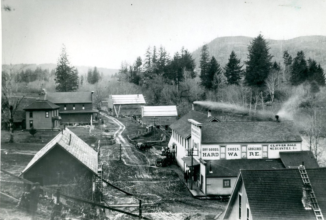 Tillamook, Oregon, 1907