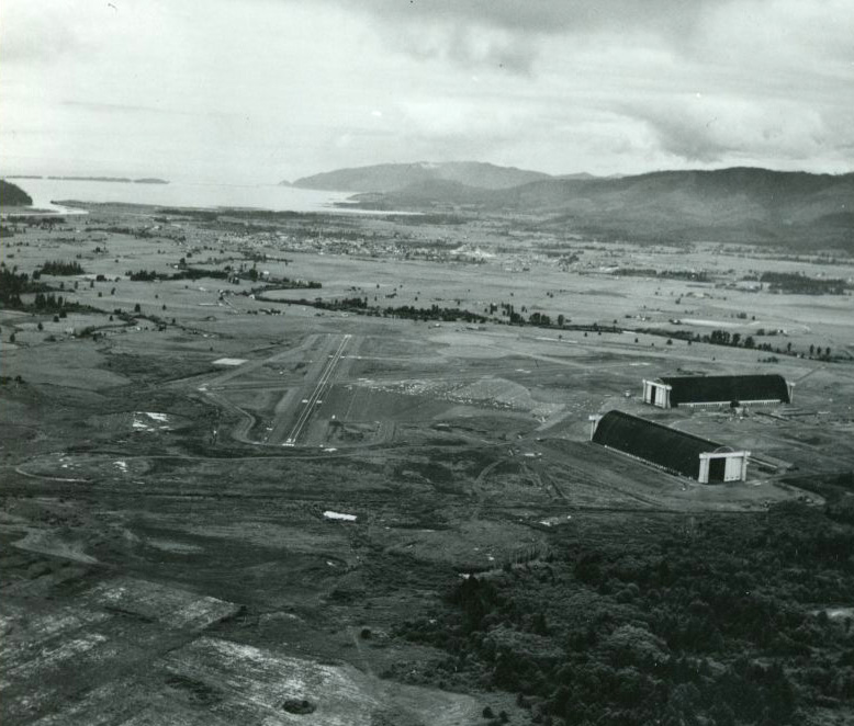 Tillamook Air Station, 1948