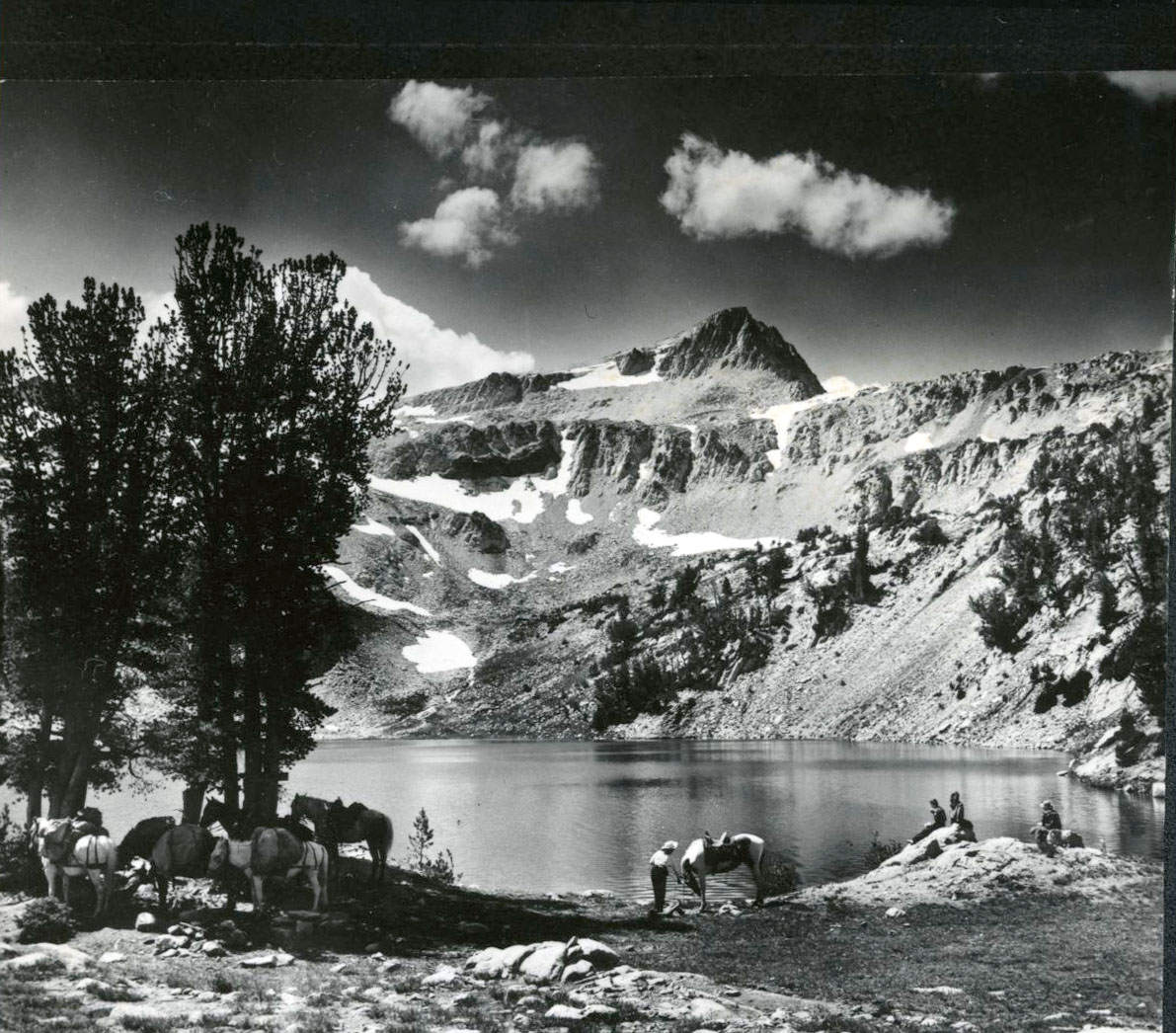 Wallowa Mountains, 1960