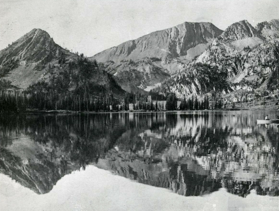 Aneroid Lake, Wallowa Mountains